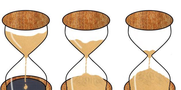 Zeit für die Trennung
