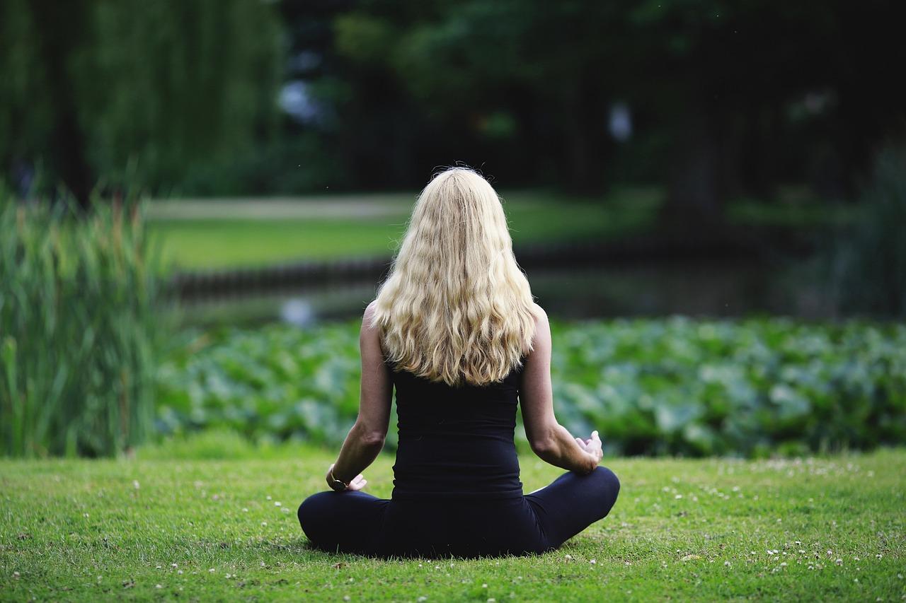 Exfrau des Partners - Meditation